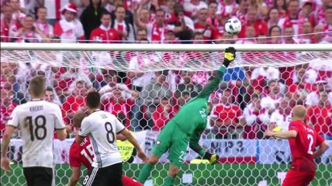 Höjdpunkter: Mållöst mellan Tyskland och Polen