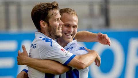IFK Göteborg stod för kross på hemmaplan