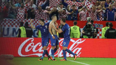 Kroatien snodde gruppsegern