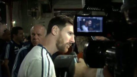 """Messi efter missen: """"Det här är mitt beslut"""""""
