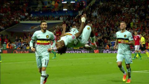 Nu lossnar det för Belgien – 2 mål på 2 minuter
