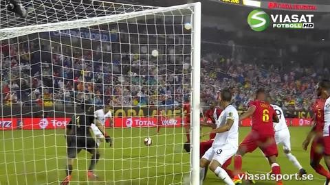 Sammandrag: Panama-Bolivia 2-1