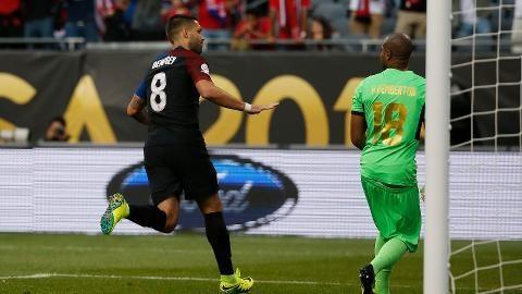 Sammandrag: USA-Costa Rica 4-0