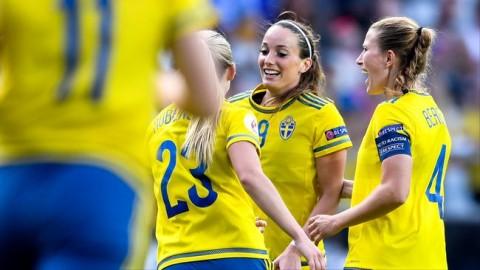 Sport - Dubbla drömmål av Asllani i svensk kross
