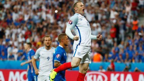 Sport - Rooney sätter straffen – England 1–0