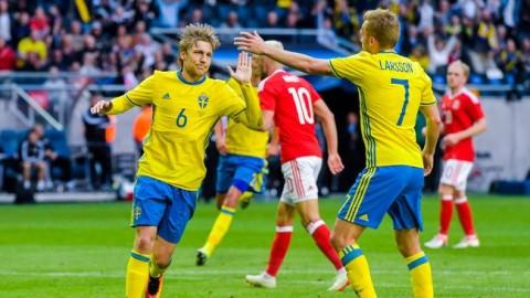 Sport - Sverige vann genrepet