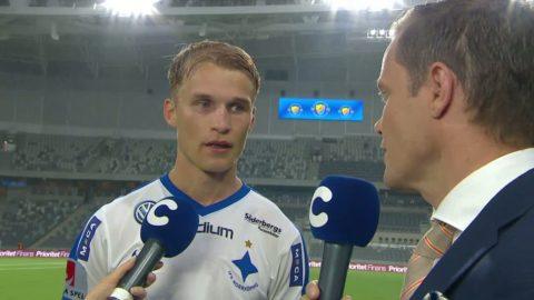 """Andersson sänkte gamla klubben: """"Försökte att inte jubla"""""""
