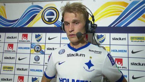 """Anderssons irriterad på Ghoddos: """"Ett skämt att han säger så"""""""