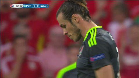 Bale med nytt läge - rakt på Patricio