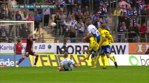 Boman sätter yttersidaskott i krysset efter vackert IFK-spel