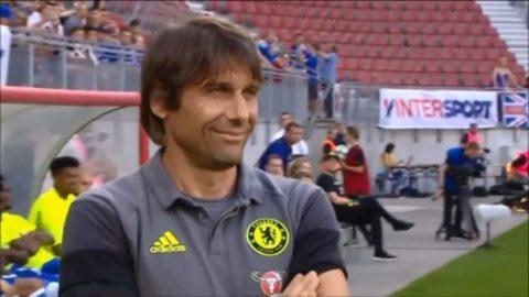 Contes första Chelsea-seger - Batshuayi debuterade