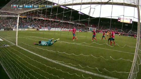 Elfsborg vänder - Randrup sätter 3-2