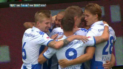 Engvall ger IFK drömstart - kontrar in 1-0 andra minuten