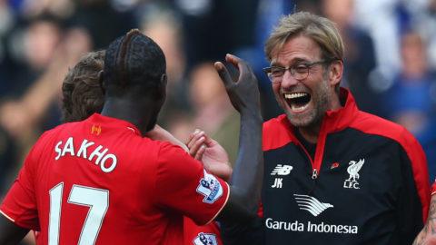 EXTRA: Se Liverpools träningsmatch på Viaplay