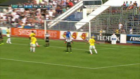 Falkenberg tillbaka i matchen - Reducerar till 1-3