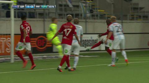 Falkenberg vänder på matchen - nätar igen