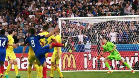 Frankrikes väg till finalen