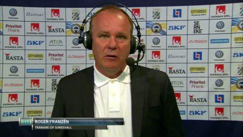 """Franzén: """"Vi kan inte hitta en ny Sigurjonsson"""""""
