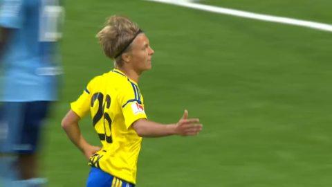 Granat sätter 3-1 för Sundsvall