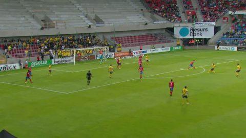 Höjdpunkter: Elfsborg slog Helsingborg trots Jordans fina mål