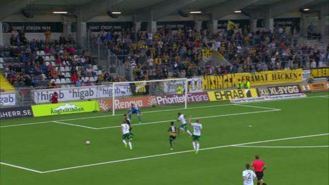 Höjdpunkter: Hammarby fick tre (!) straffar - förlorade ändå