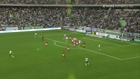 Höjdpunkter: Hammarby hämtade upp 0-3 till 3-3
