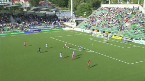 Höjdpunkter: Helsingborg tog tung seger