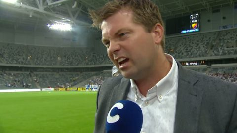 """Jens Gustafsson efter segern: """"Janne är lite överallt"""""""