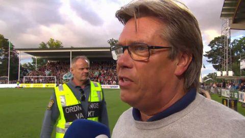"""Olsson efter förlusten: """"Är inte nöjda med situationen"""""""