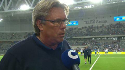 """Pelle Olsson: """"Hade inte turen med oss"""""""