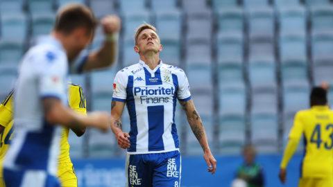 Tung förlust för IFK Göteborg - släppte in två mål på hemmaplan