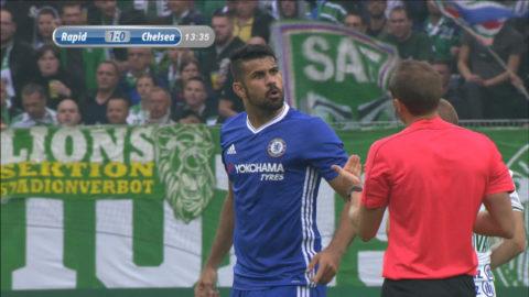 TV: Costa rasande - efter tolv minuter