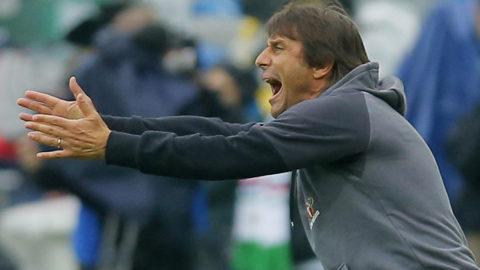 TV: Förlust för Chelsea i Contes debut