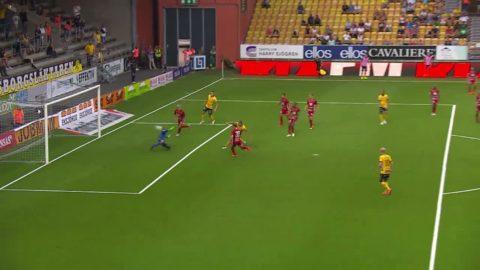 Två assist av nyförvärvet Jebali i debuten när Elfsborg besegrade Östersund