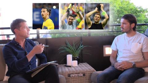 """@Wenström: """"Han är bäst av Neuer och Buffon"""""""