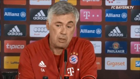 Ancelottis besked - Bayern värvar inte mer