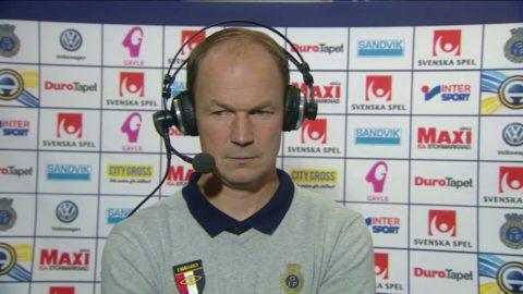 Andersson nöjd med poängen