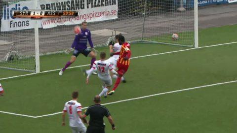 Arquins mål gav Syrianska derbyseger