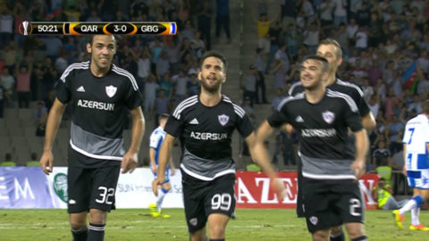 """Blåvitt tappar boll på mittplan - Qarabag utökar till 3-0: """"Vad gör du Ankersen?"""""""