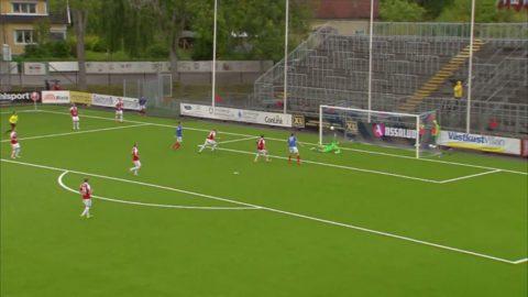 Höjdpunkter: Åtvidaberg höll undan mot Degerfors - vann med 3-2