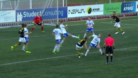 Höjdpunkter: Bekväm 2-0-vinst för AIK mot Luleå