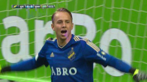 Höjdpunkter: Känslosamt 0-0-derby mellan AIK och Hammarby