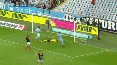 Höjdpunkter: Malmö FF besegrade AIK på hemmaplan