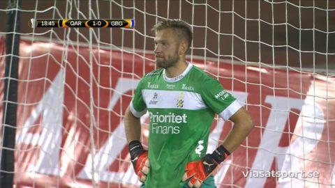 IFK Göteborg ute ur Europa League - chanslösa i Azerbajdzjan