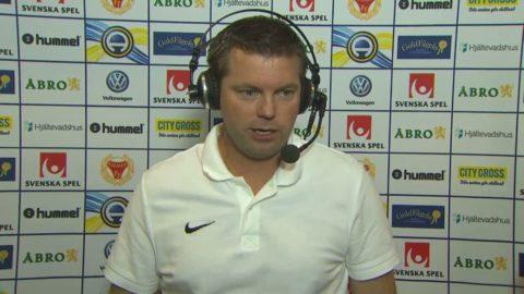 """Jens Gustafsson: """"Vi är borträknade"""""""