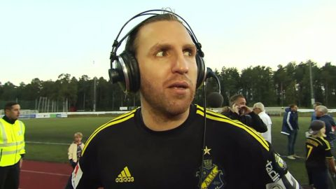 """Johansson om Isak: """"Måste se till att han får växa"""""""