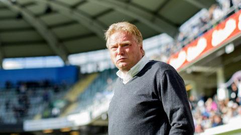 """Lennartsson: """"Ska sätta IFK Göteborg på europeiska fotbollskartan igen"""""""