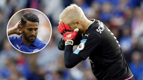 Mahrez fick chansen att sänka Arsenal - men stjärnan misslyckades