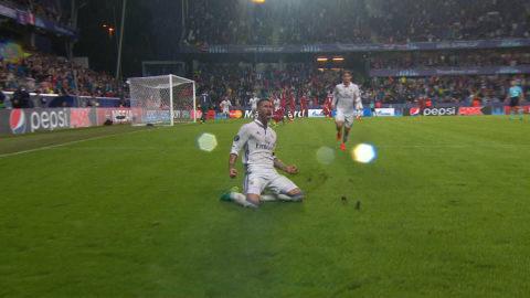 Mål: Ramos frälser Real med sent kvitteringsmål (2-2)