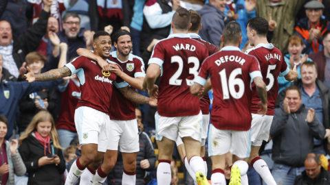 MÅL: Tungt för Liverpool - ligger under med 2-0 mot nykomlingen